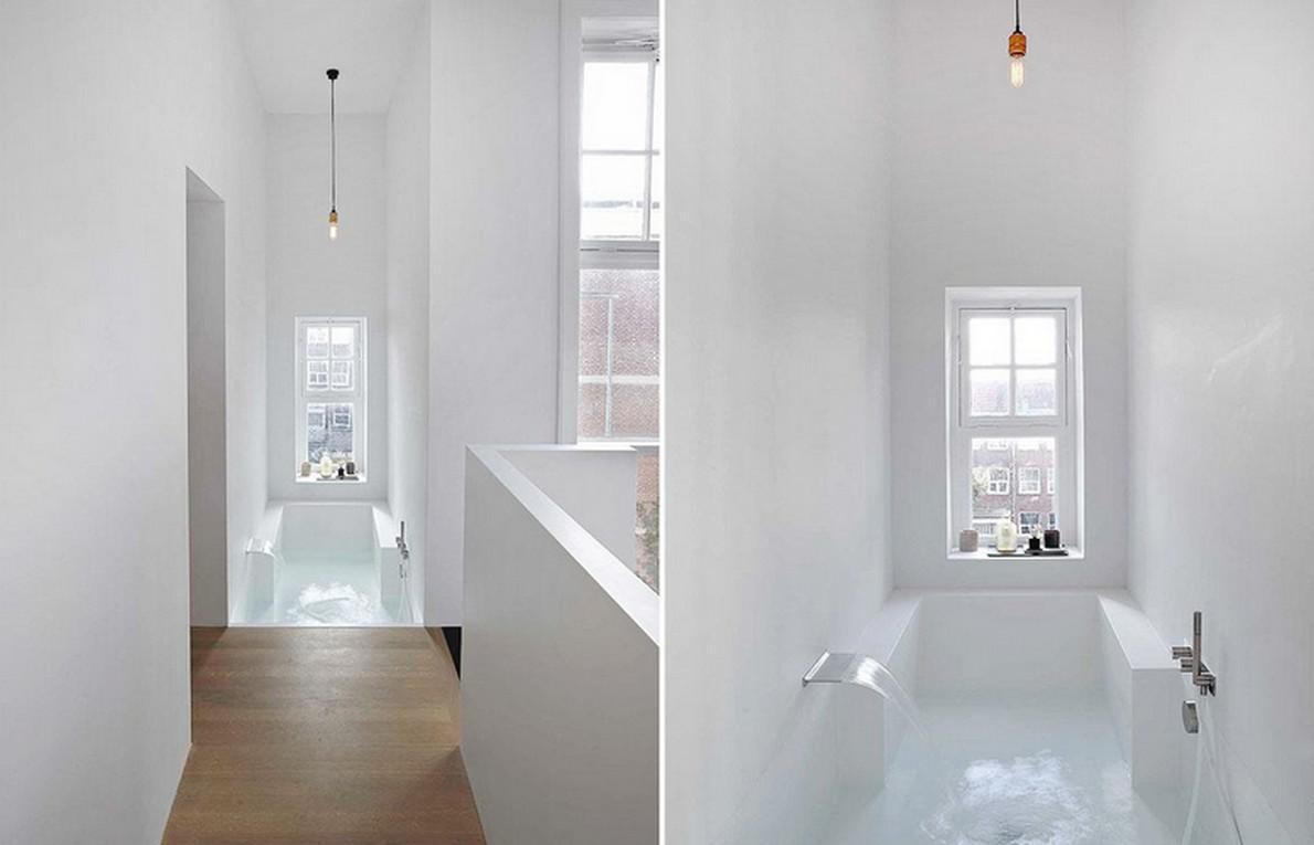 Vasca Da Bagno Tradizionale : Vasca da bagno ovale stile tradizionale con piedini cromati